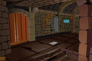 《废弃城堡逃脱》游戏画面1