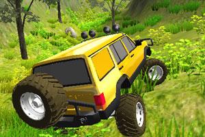 《疯狂越野车》游戏画面1