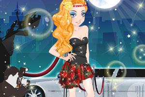 《庆典美女》游戏画面1