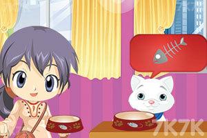 《玛拉和她的小猫们》游戏画面2