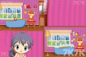 《玛拉和她的小猫们》游戏画面4