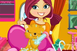 《宠物猫咪沙龙》游戏画面2