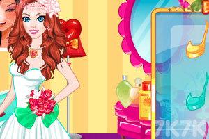 《情人节婚礼》游戏画面4