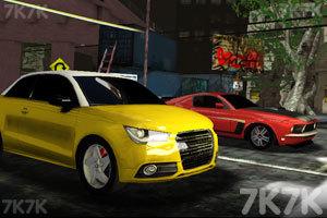 《豪华跑车竞速》游戏画面6