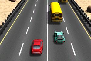 《高速公路驾驶》游戏画面1