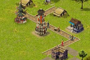 《建设战国时代》游戏画面1