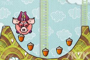 《贪吃的猪头3》截图1