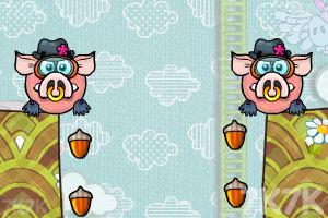 《贪吃的猪头3》截图2