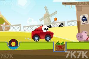 《小汽車的奇幻旅途》游戲畫面6