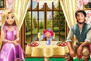 《长发公主的新房间》游戏画面1