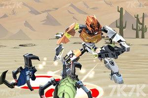 《乐高战神降临》游戏画面7