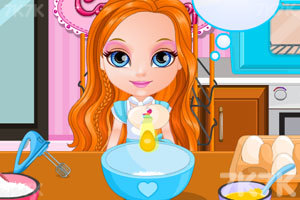 《芭比宝贝蛋糕屋》截图1