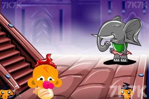 《逗小猴开心护身法宝篇》游戏画面2