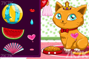 《打扮可爱小动物》游戏画面3