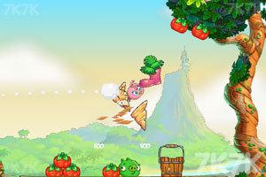《愤怒的小鸟思黛拉电脑版》游戏画面7