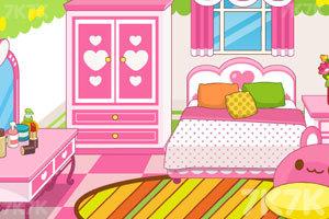 《你的可爱公主房》游戏画面2