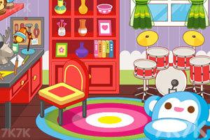 《你的可爱公主房》游戏画面1