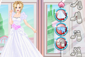 公主做新娘
