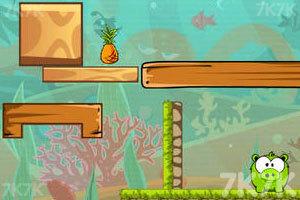 《饥饿的小猪甜甜圈》游戏画面2