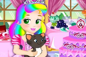 《朱丽叶公主的盛宴》游戏画面4