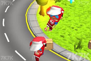 《水球男孩跑酷》游戏画面3