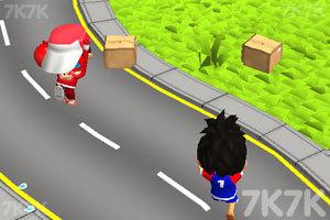 《水球男孩跑酷》游戏画面8
