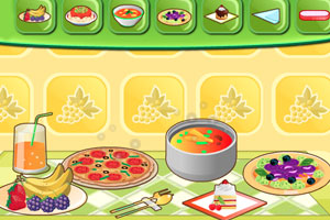 《丰盛的晚饭》游戏画面1