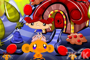 《逗小猴开心小鸡篇》游戏画面3
