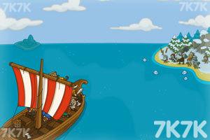 《海盗抢滩登陆战中文版》游戏画面2