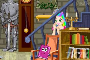《朱丽叶公主城堡逃脱》游戏画面2