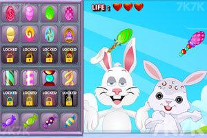 《复活节彩蛋棒棒糖店》游戏画面1