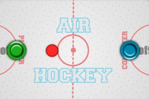 《空气曲棍球对垒》游戏画面1