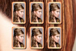 《时尚发型记忆卡》游戏画面1