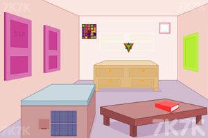《逃离拼图盒子房间》游戏画面2