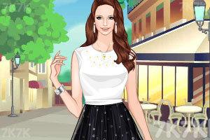《少女的春天》游戏画面3