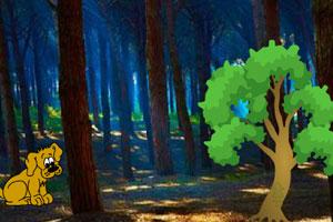 《逃离丛林》游戏画面1
