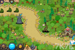 《保卫花园》游戏画面4