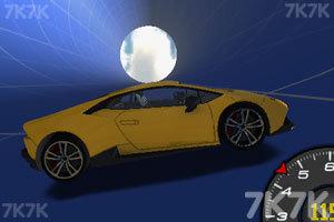 《3D特技跑车》游戏画面4