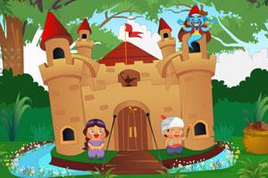 《独角兽城堡大逃脱》游戏画面1