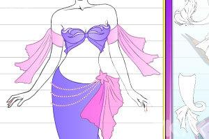 《人鱼公主的新装》截图1
