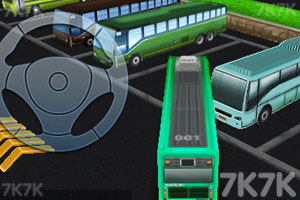 《3D巴士停车2》截图3