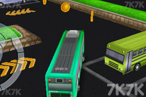 《3D巴士停车2》截图1