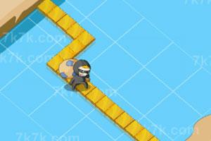 《小偷快跑》游戏画面2
