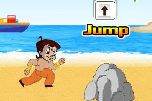 《印度小子狂奔》游戏画面1