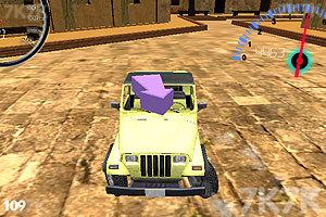 《3D吉普车停靠》游戏画面3