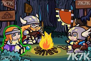 《圣灵勇士大战哥布林中文版》游戏画面1