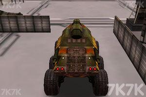 《火星漫步者停靠》游戏画面2