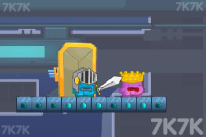 《骑士与公主3》游戏画面3
