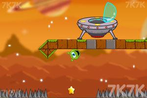 《外星小怪大逃亡》游戏画面2