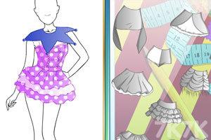 《时尚的马戏团服饰》游戏画面3